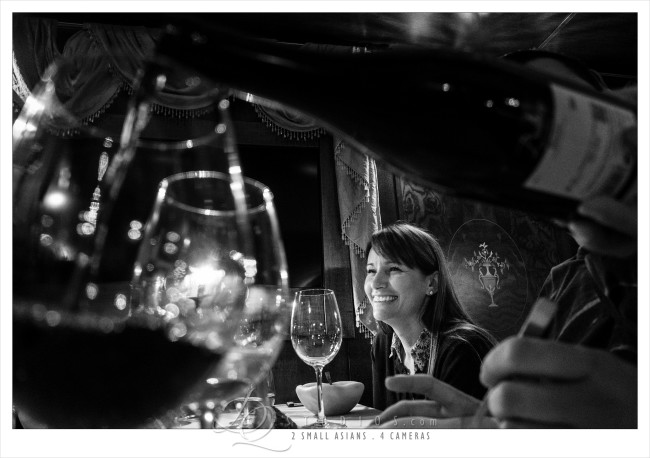 Wine with friends - Sony RX100M3 at ISO2500, 1/100 and f1.8