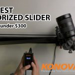 The best budget motorized slider